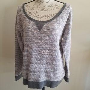 Maurices gray lightweight sweater size xl